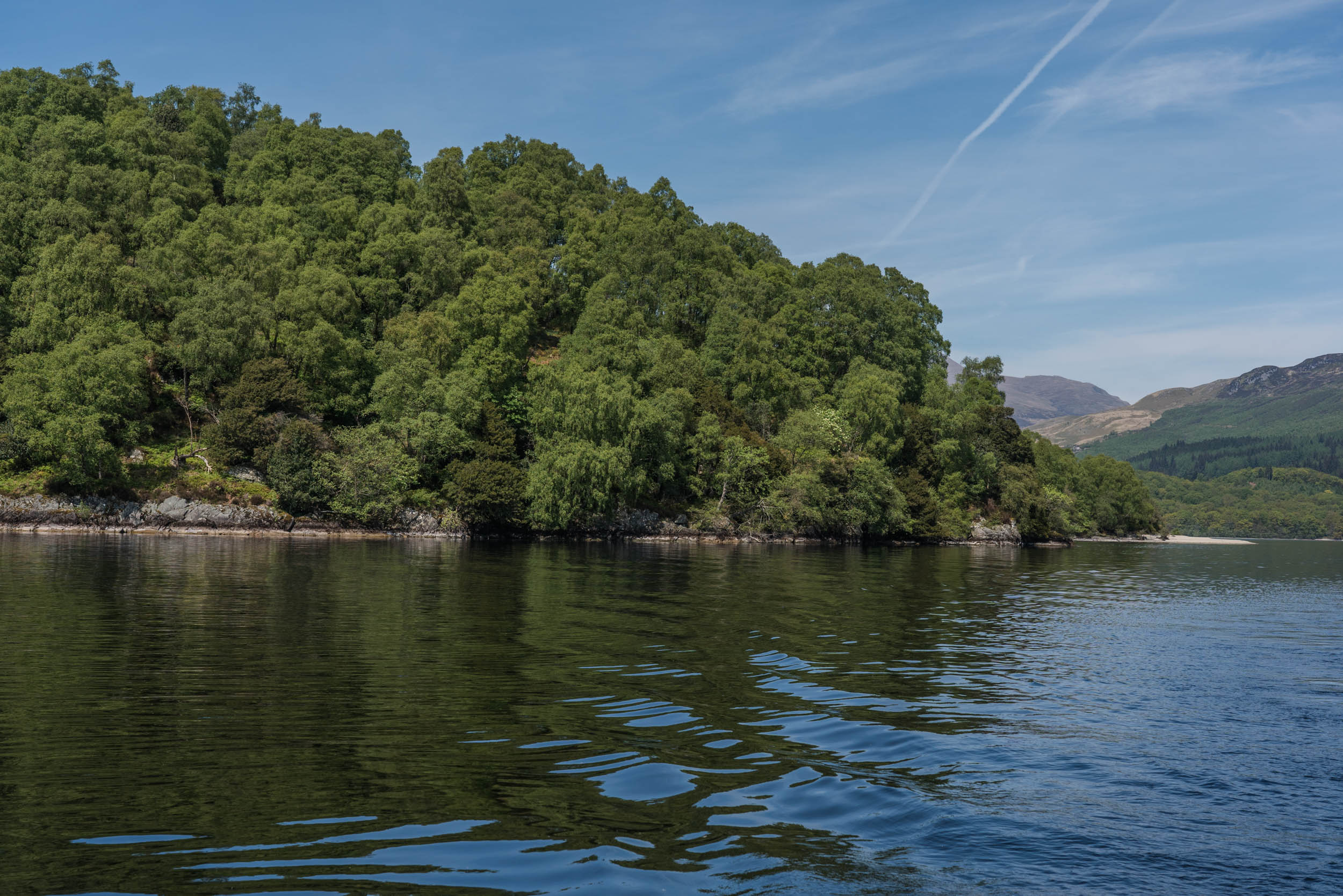 Inchloanaig Island, Loch Lomond