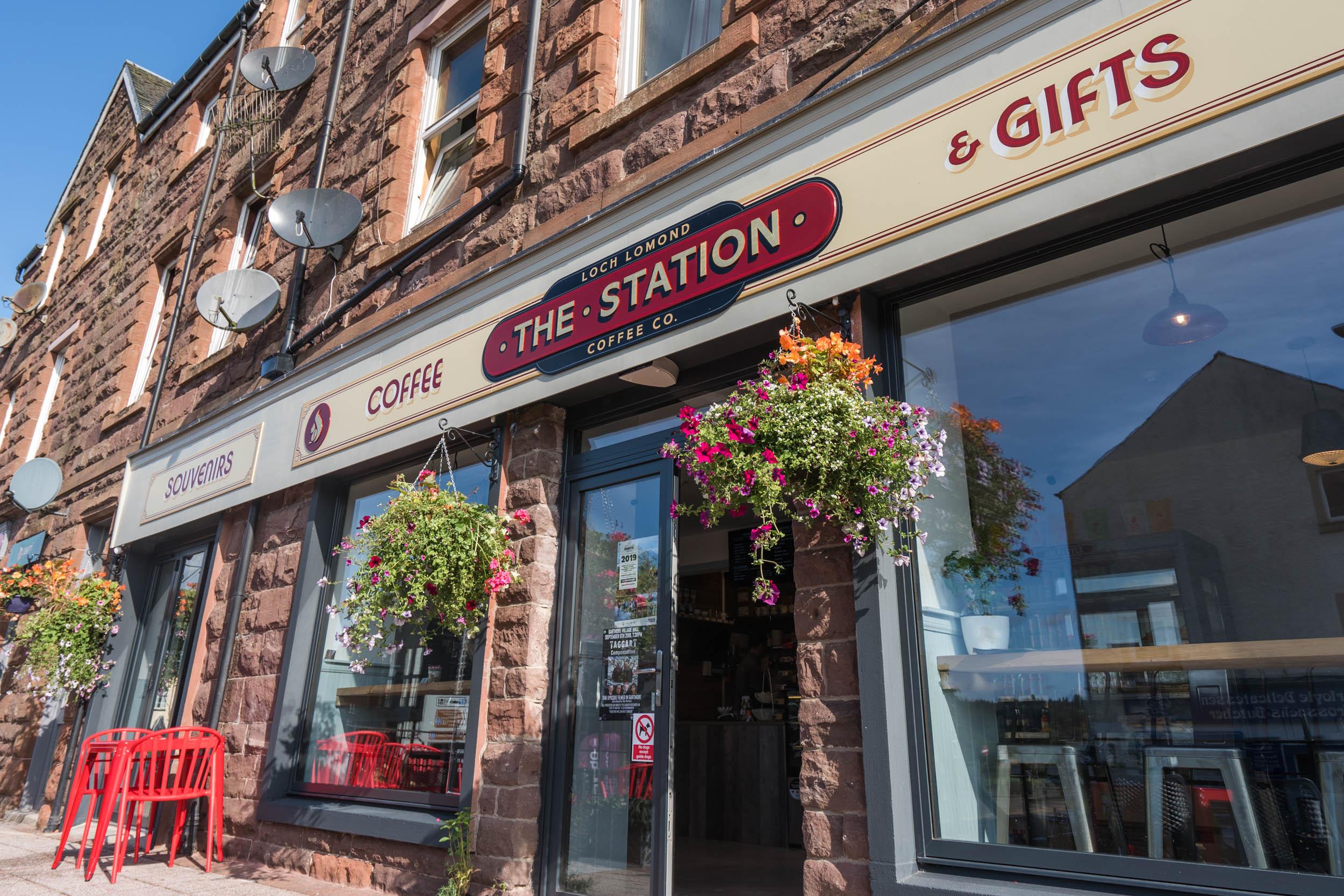The Station, Aberfoyle