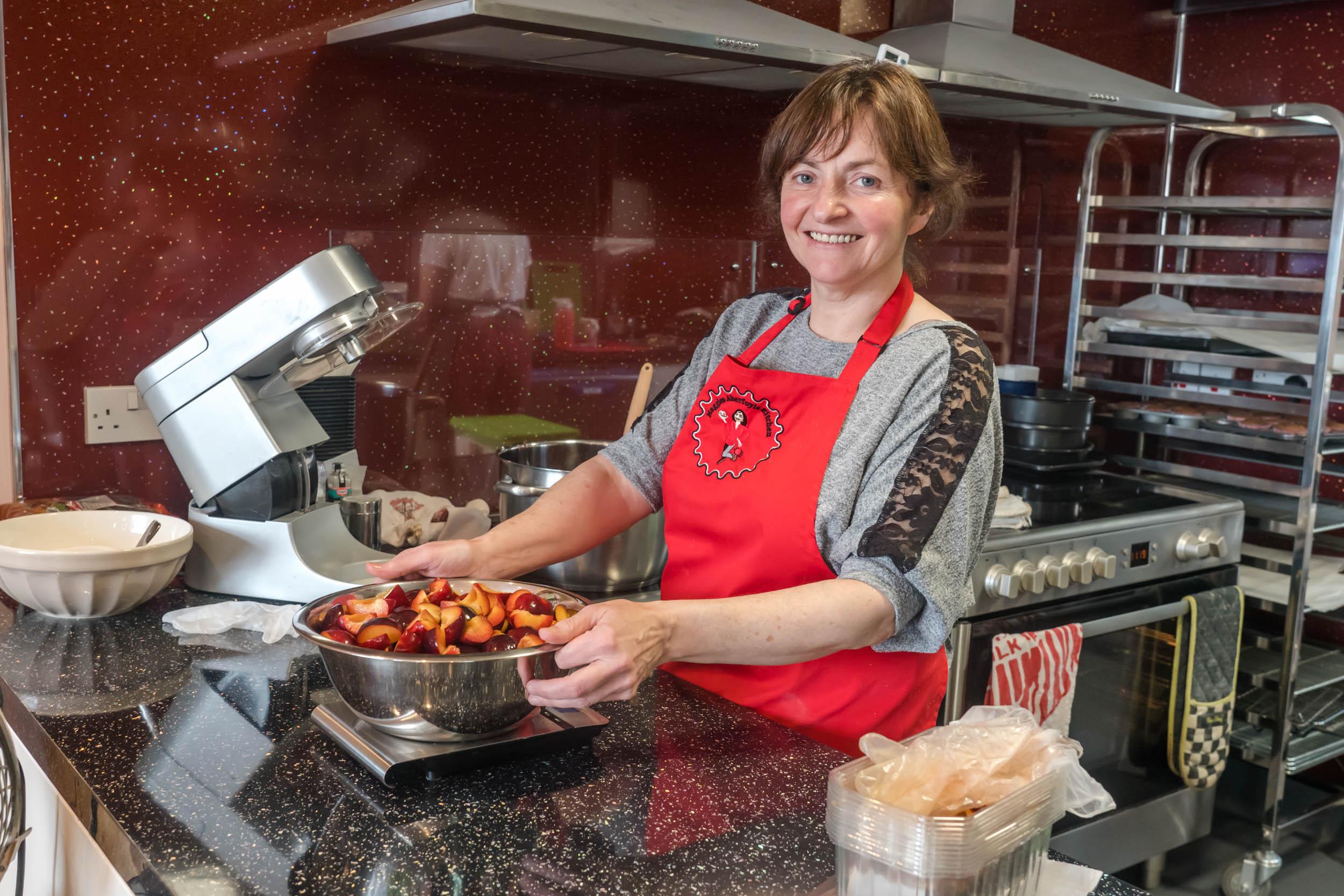 Maggie's Aberfoyle Kitchen