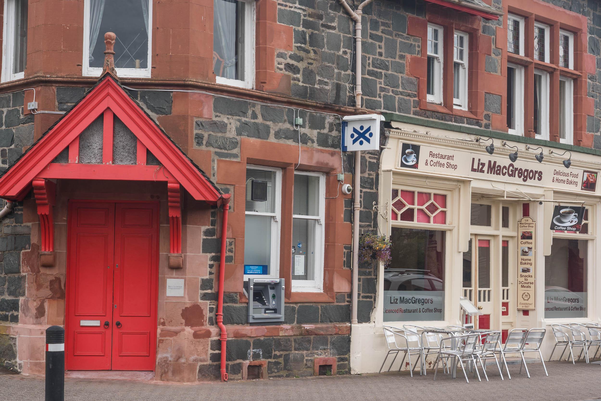 Liz MacGregor's Restaurant & Coffee Shop
