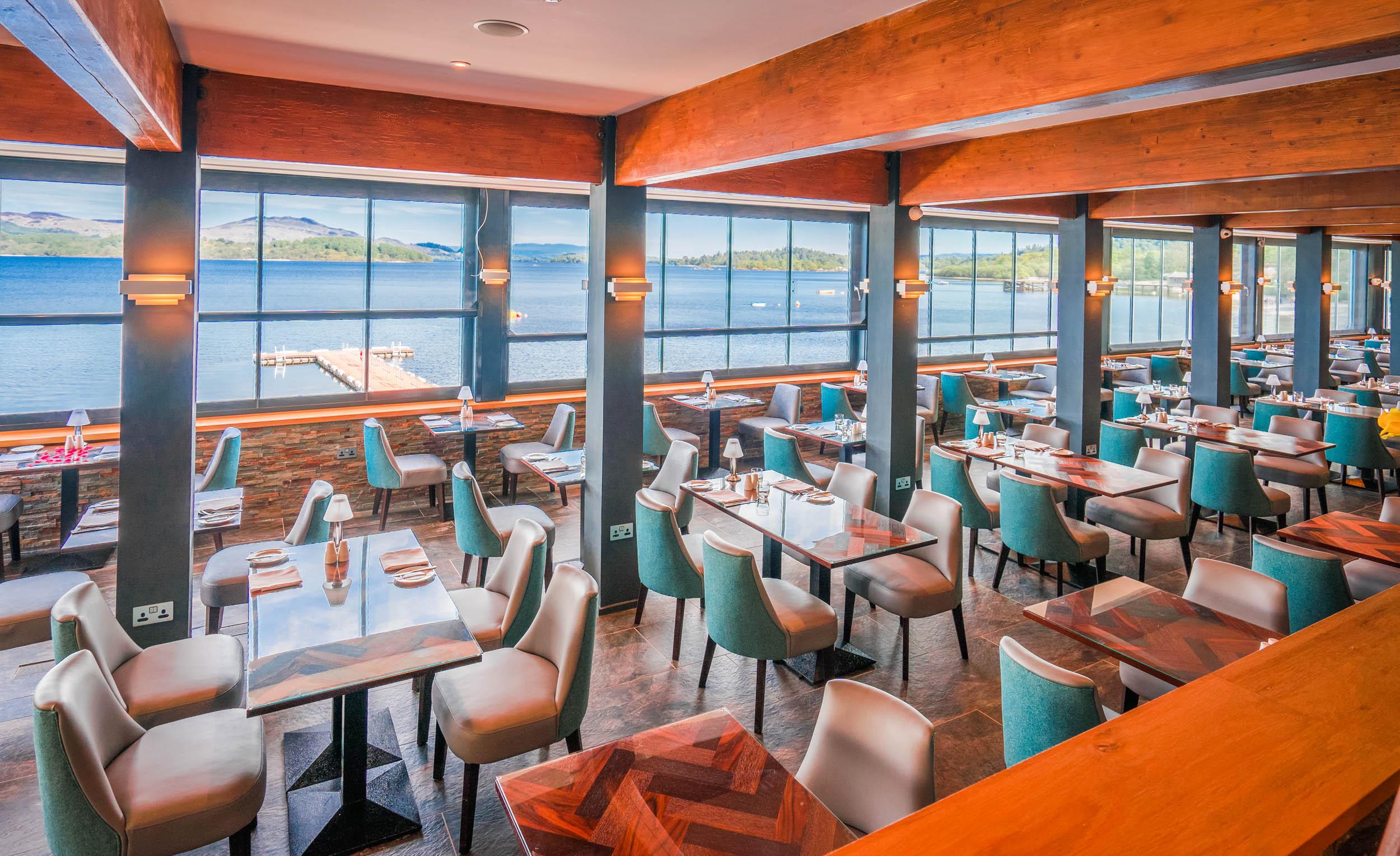 Lodge on Loch Lomond Restaurant