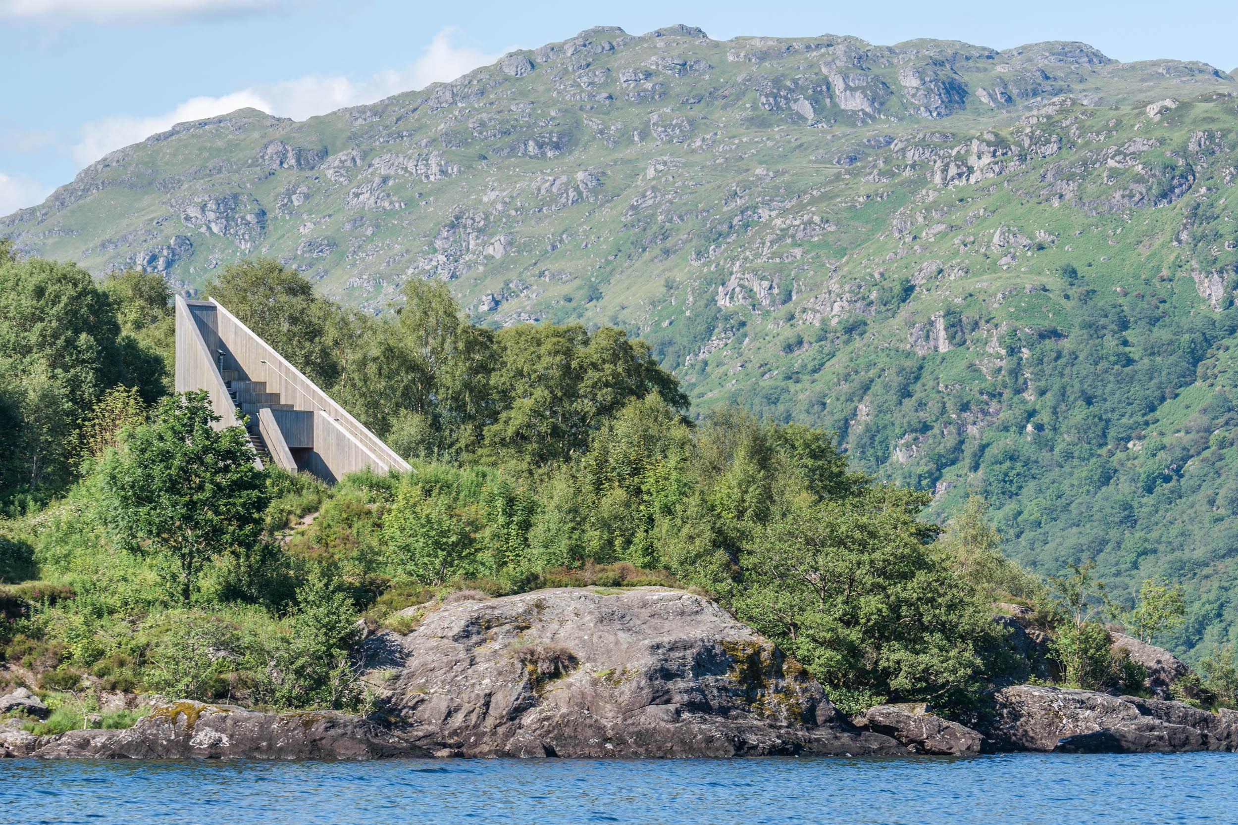 Inveruglas Pyramid - An Ceann Mòr