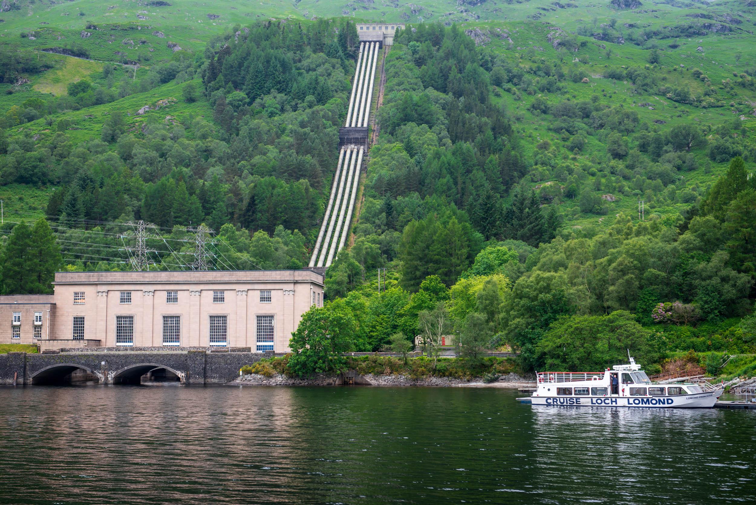 Loch Sloy Hydro-Electric Scheme