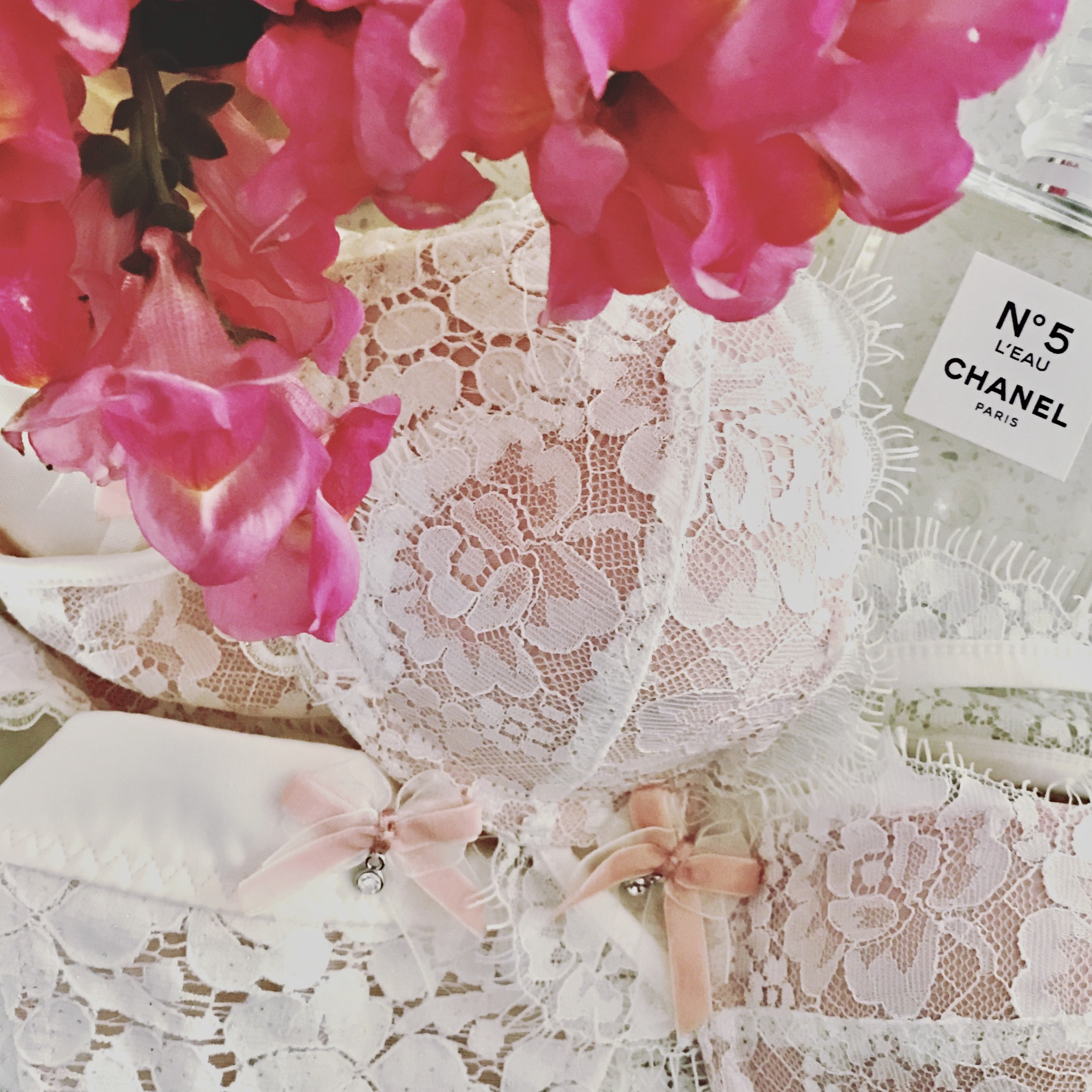 Lingerie from   Galeries Lafayette
