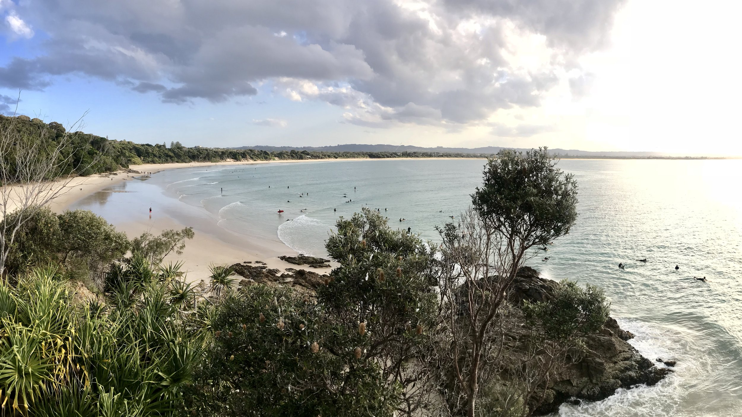 The Pass, arguably Australia's most exquisite beach