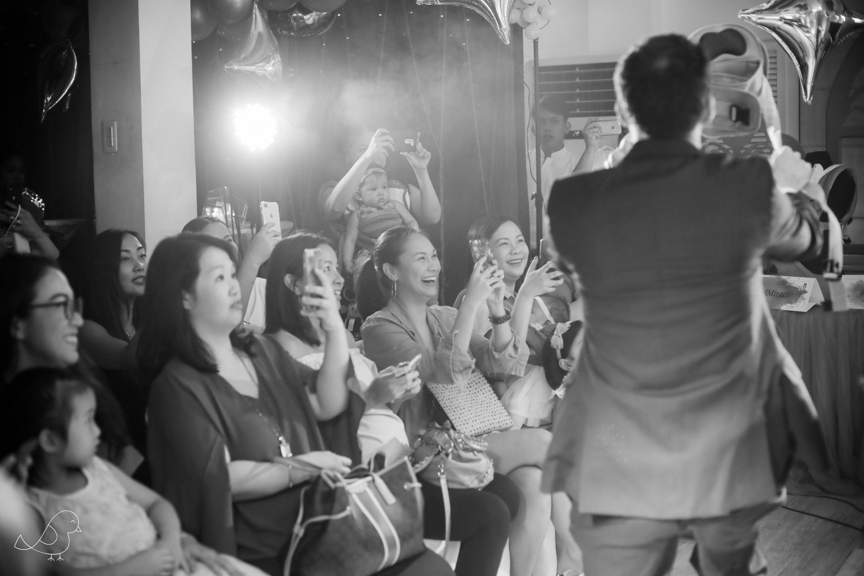 Reactions of celebrities & influencers @ i-Angel product launch, Manila