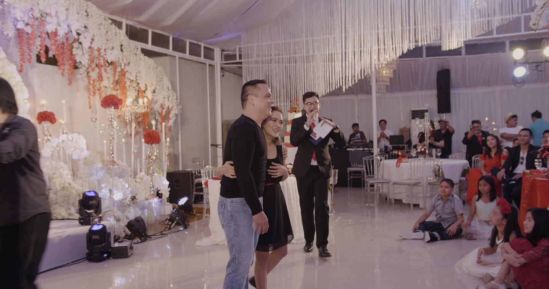 wedding illusion show