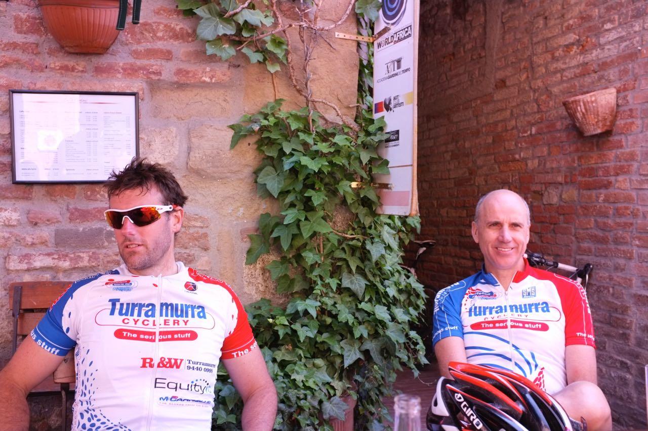 2012 Umbria, Tuscany & Liguria -