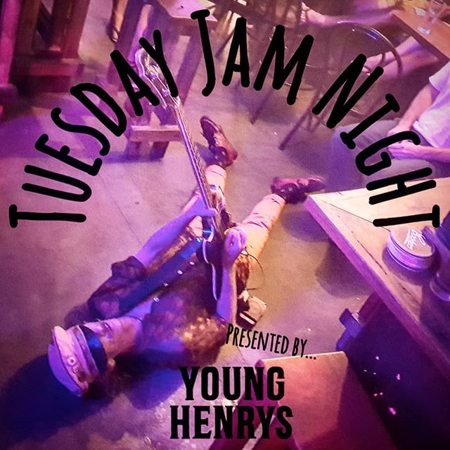 That's right it's Tuesday again and thanks to the legends at @younghenrys, you can just on our stage slay a tune like @dinjo_dinjo here. Basic instruments supplied or bring your own. Kicking off from 7pm. . . Artwork by @poongoat #jamnight #burger #burgers #friedchicken #gcmusic #burgergram #keepthegoldcoastlive #thisisatastyburger #goldcoastfood #wearegoldcoast #ourgoldcoast #gcfood #grublife #discoverqueensland #goldcoast #livemusic #goldcoasttourism #queensland #foodie #instafood #foodporn #delicious #rocknroll #goldcoastlife #coolangatta #goldcoastfoodies #goldcoastburgers #beer #whiskey #divebar  @younghenrys @metropolist_gc @cravegoldcoast @blankgoldcoast @thegcbible @theburgercollectiveau
