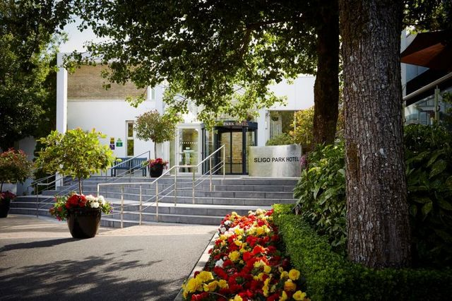 Sligo Park Hotel, Sligo - Call in for coffee or lunch en route to a garden!