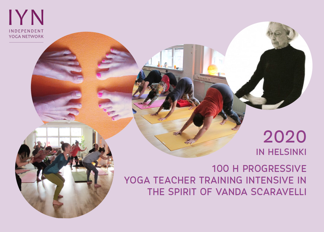Yoga Teacher Training Intensive in the Spirit of Vanda