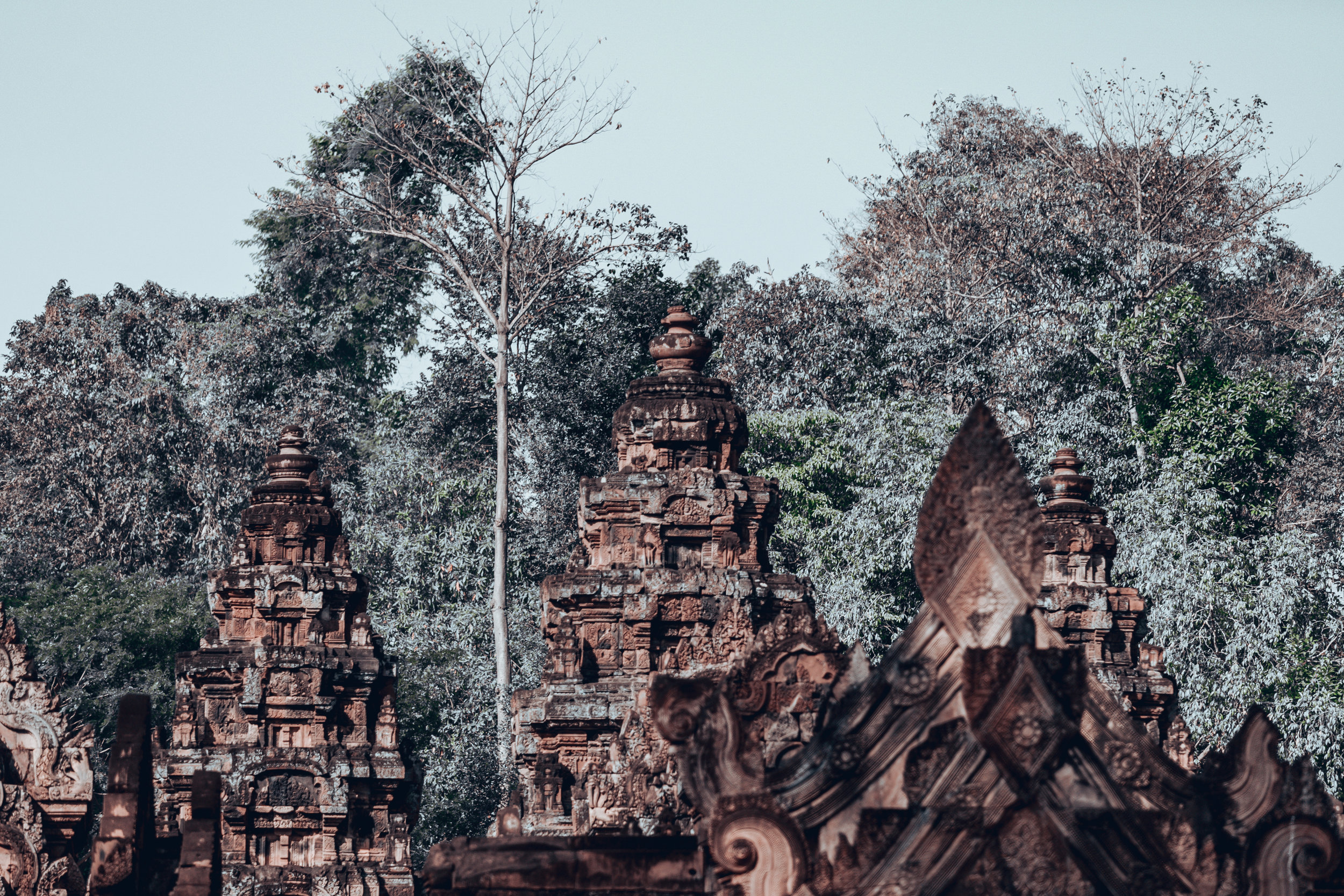 Alternative route around Angkor Temples — North South Travels