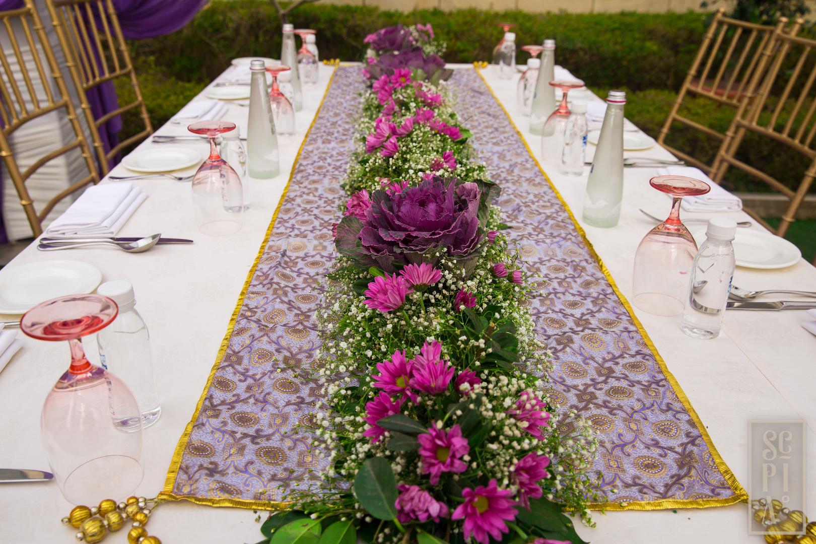Lilac Wedding -