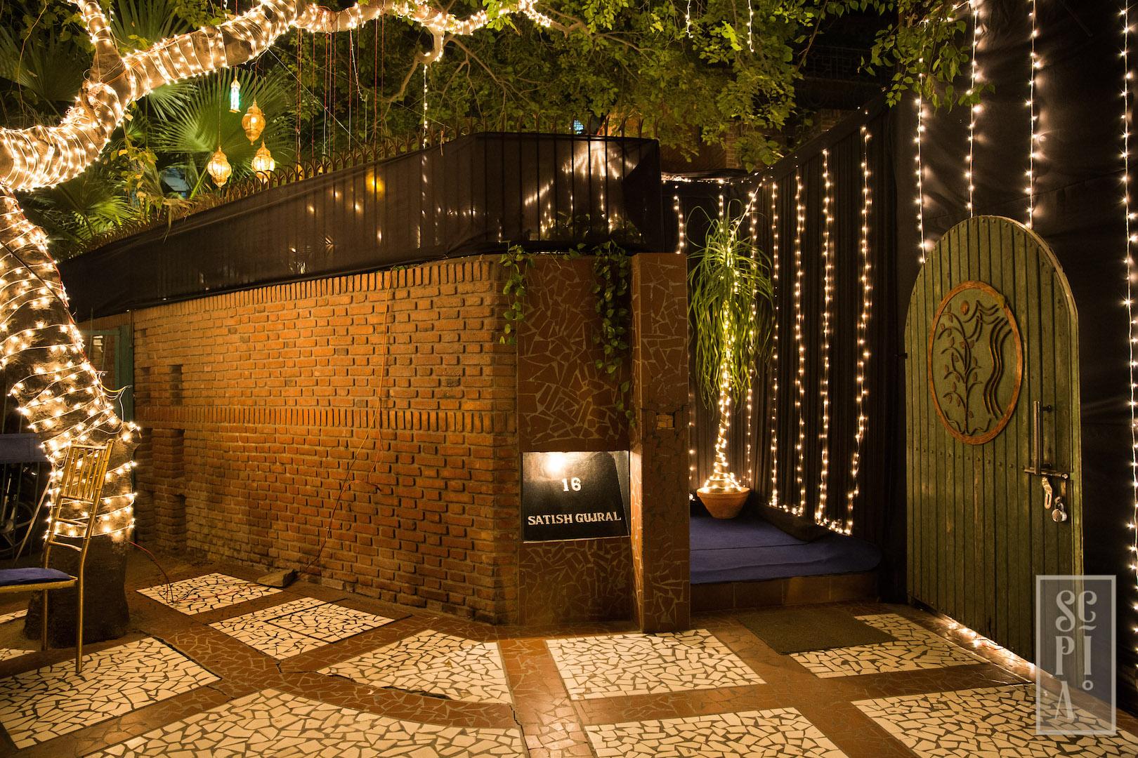 Diwali party -