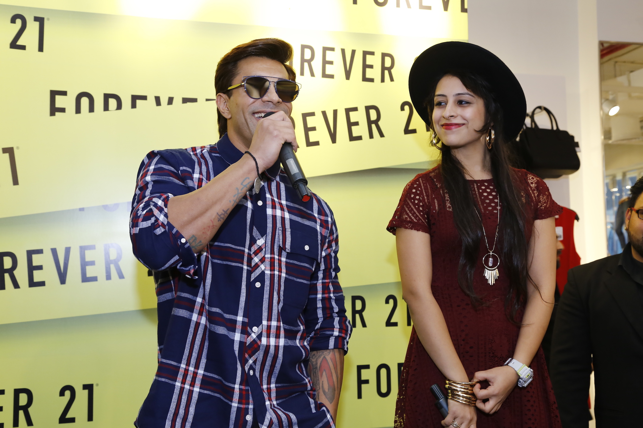 F21 Store Launch - Pacific Mall, New Delhi