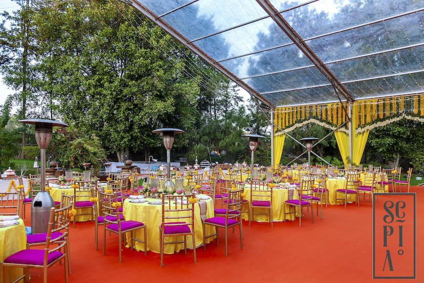 Mehendi:Sangeet_food seating.jpg
