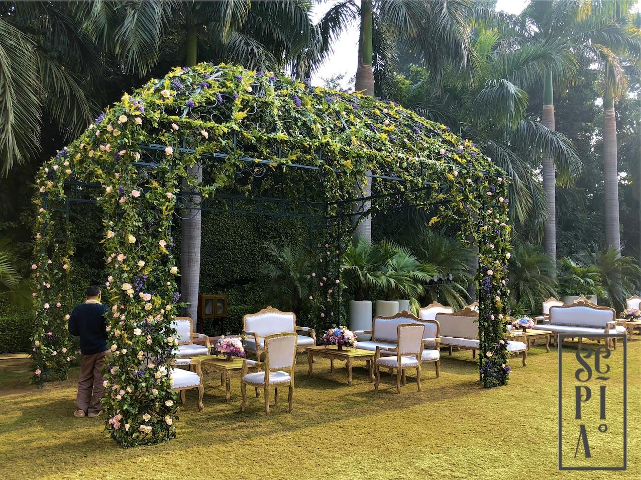 English Garden Wedding -