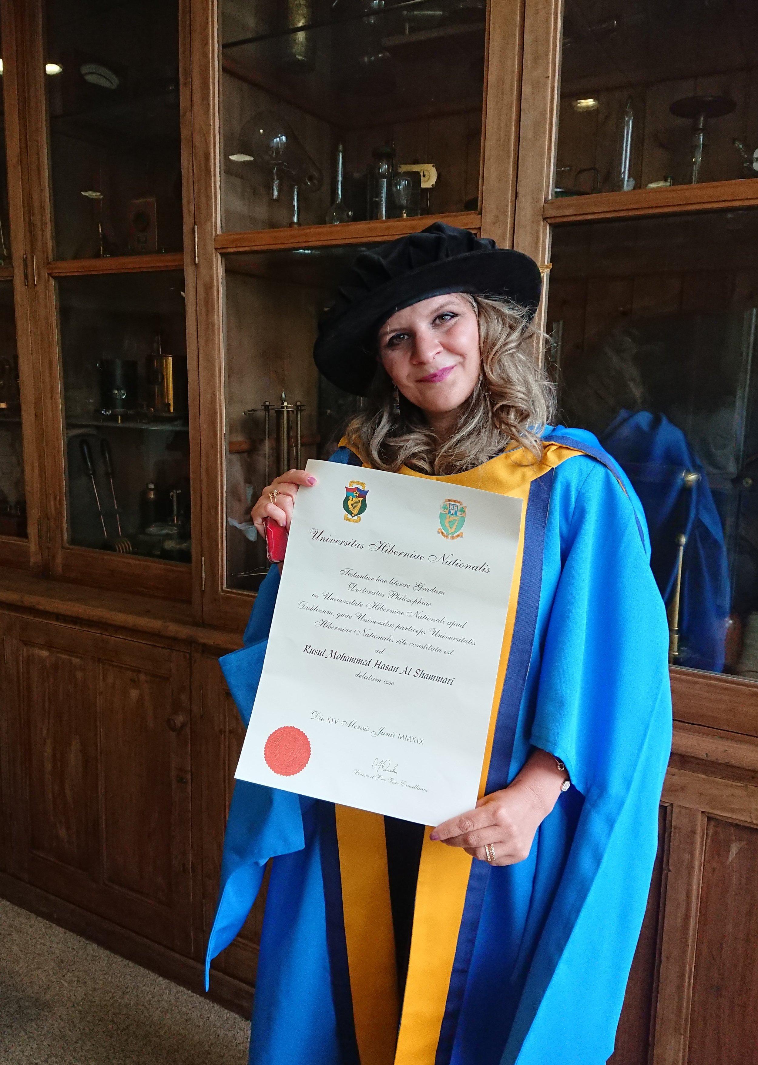 Rosa graduation.JPG