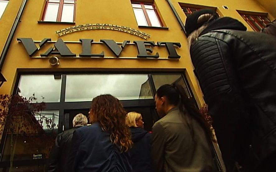 SVT Nyheter -  Valvet blir eventcenter     20 feb 2018