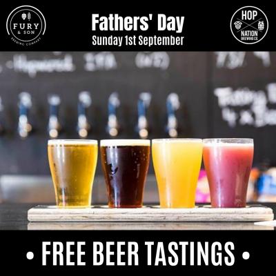 Free Beer Tastings