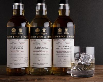 Independent Bottlers Whisky Tasting