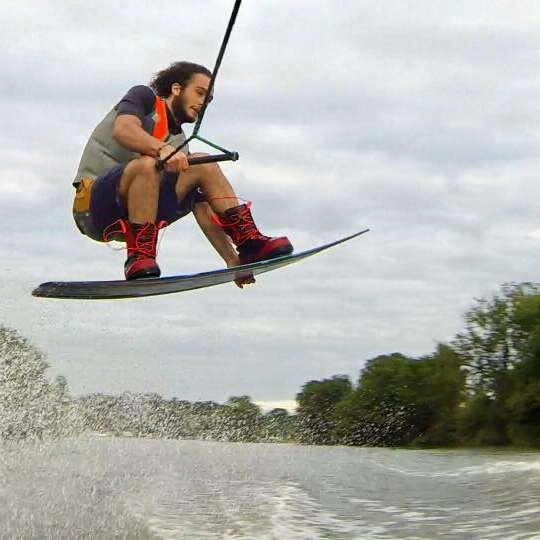 Wakeboarding -