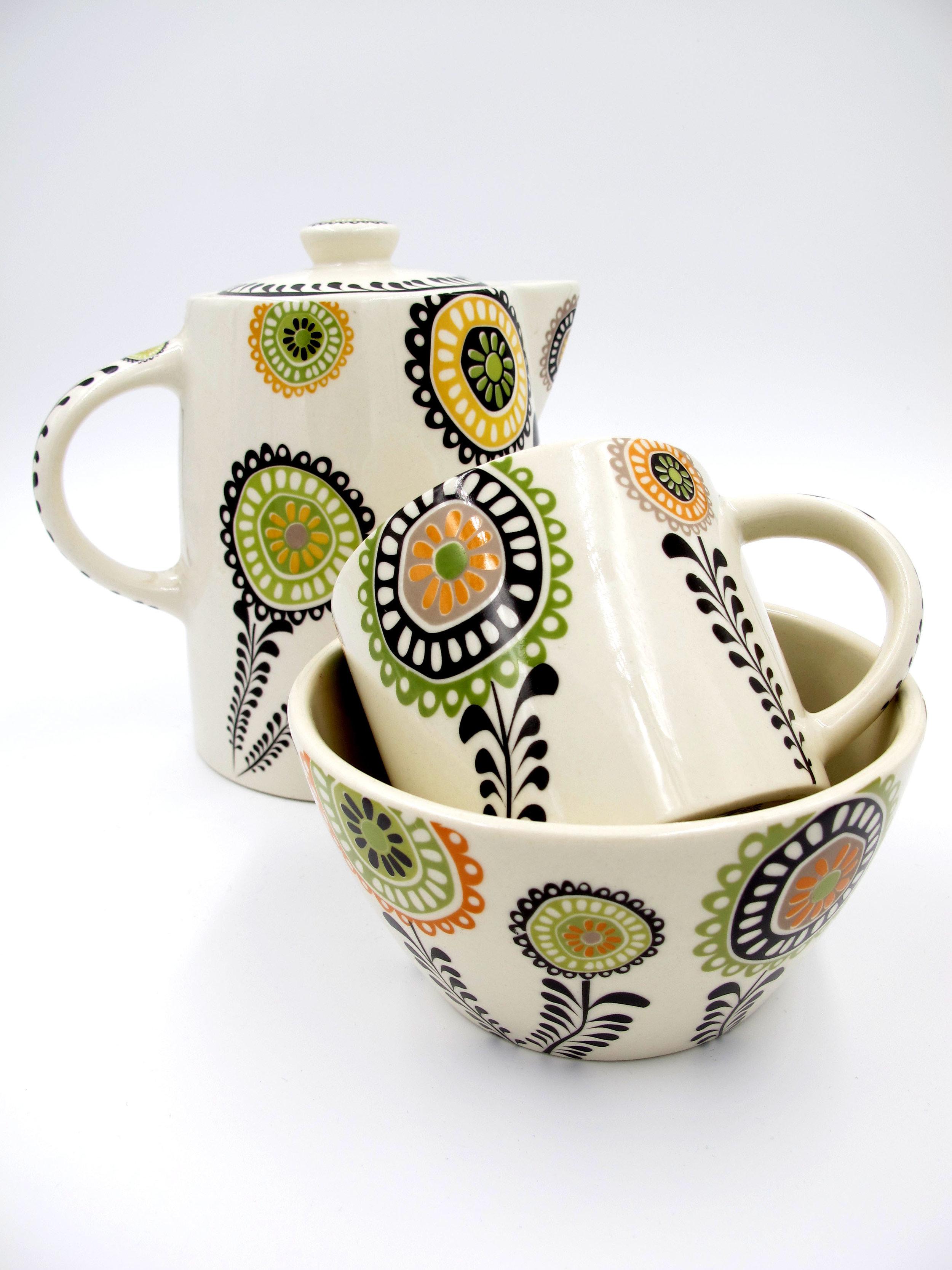 Hannah Turner Pottery
