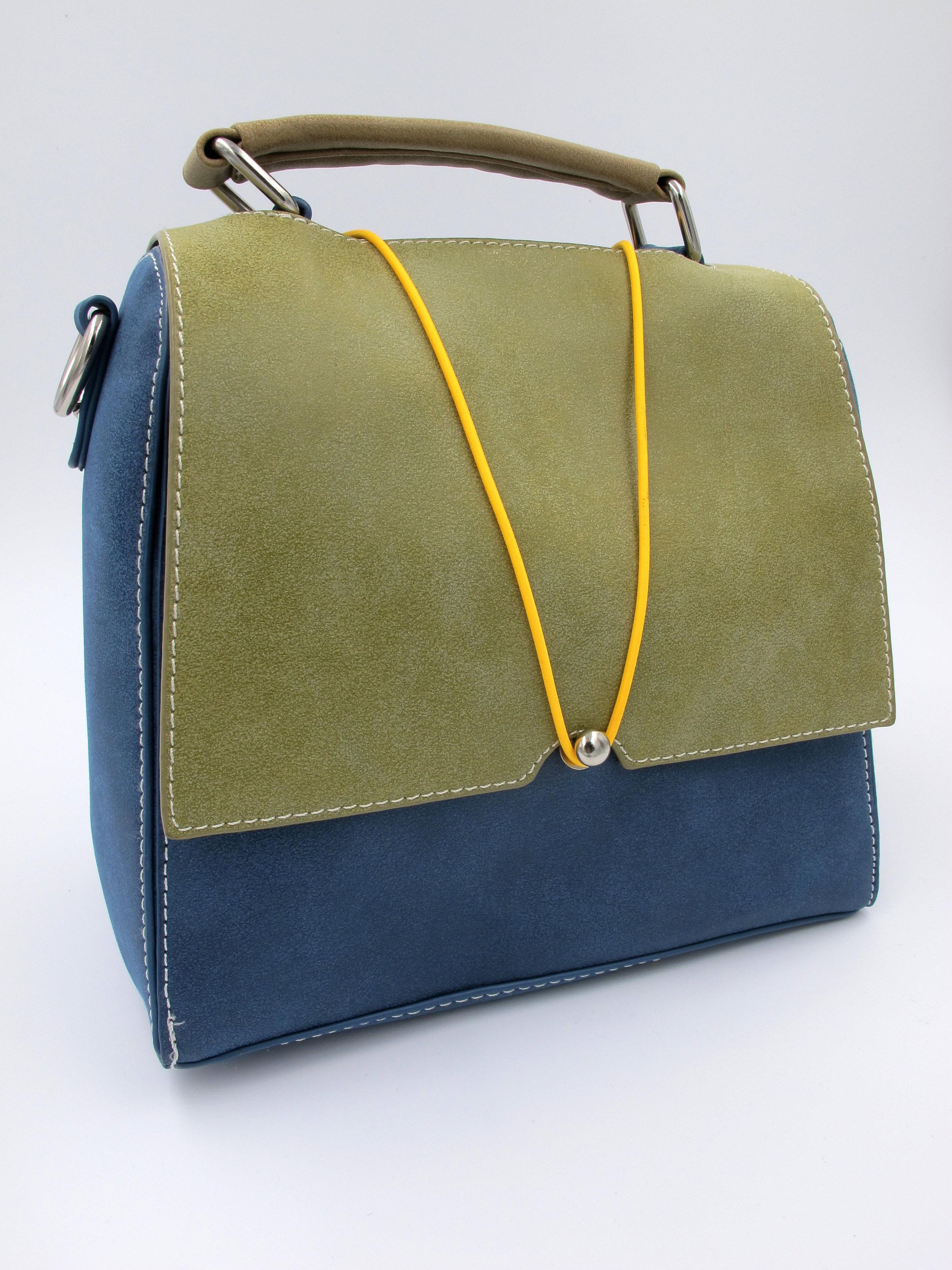 Vegan bags from Dutch designers, Hi Di Hi