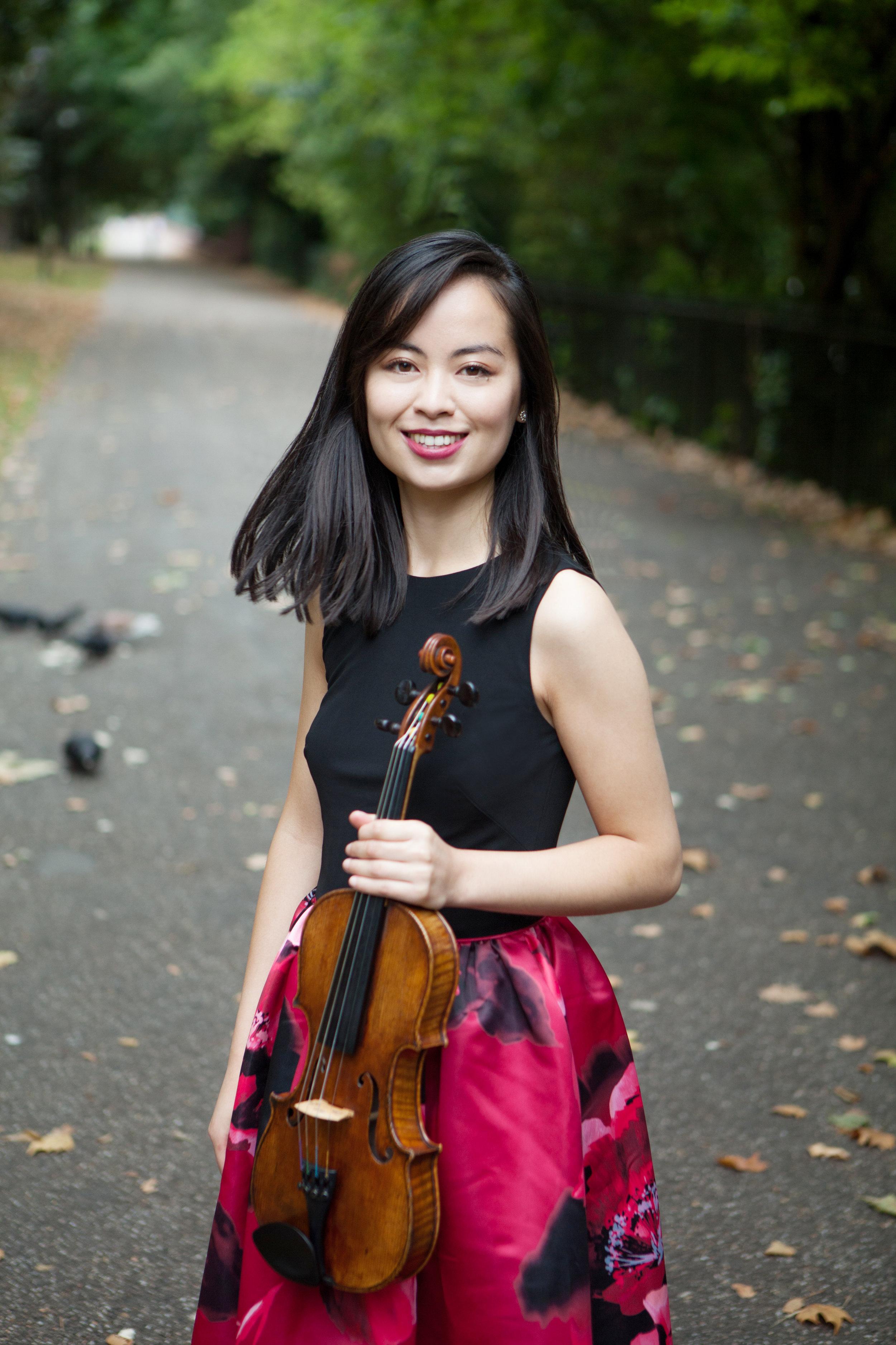 Copy of MINN MAJOE (Violin)