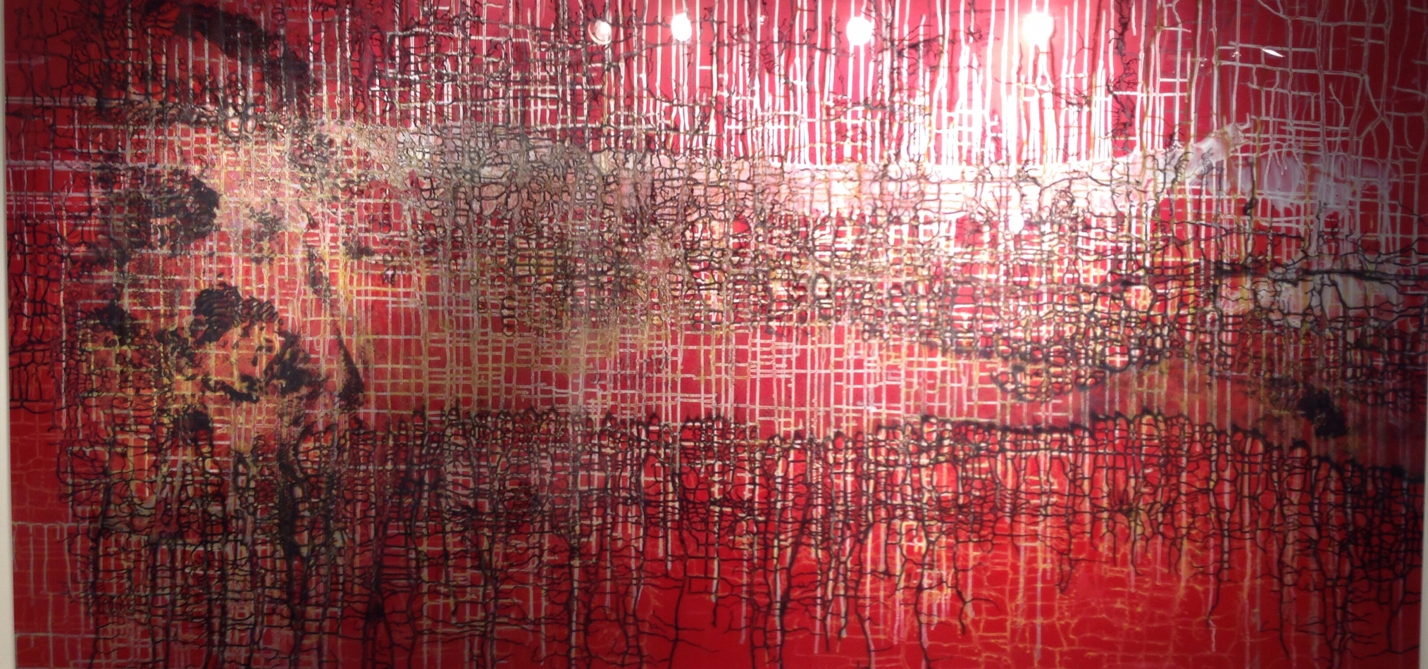48 X 96 inches