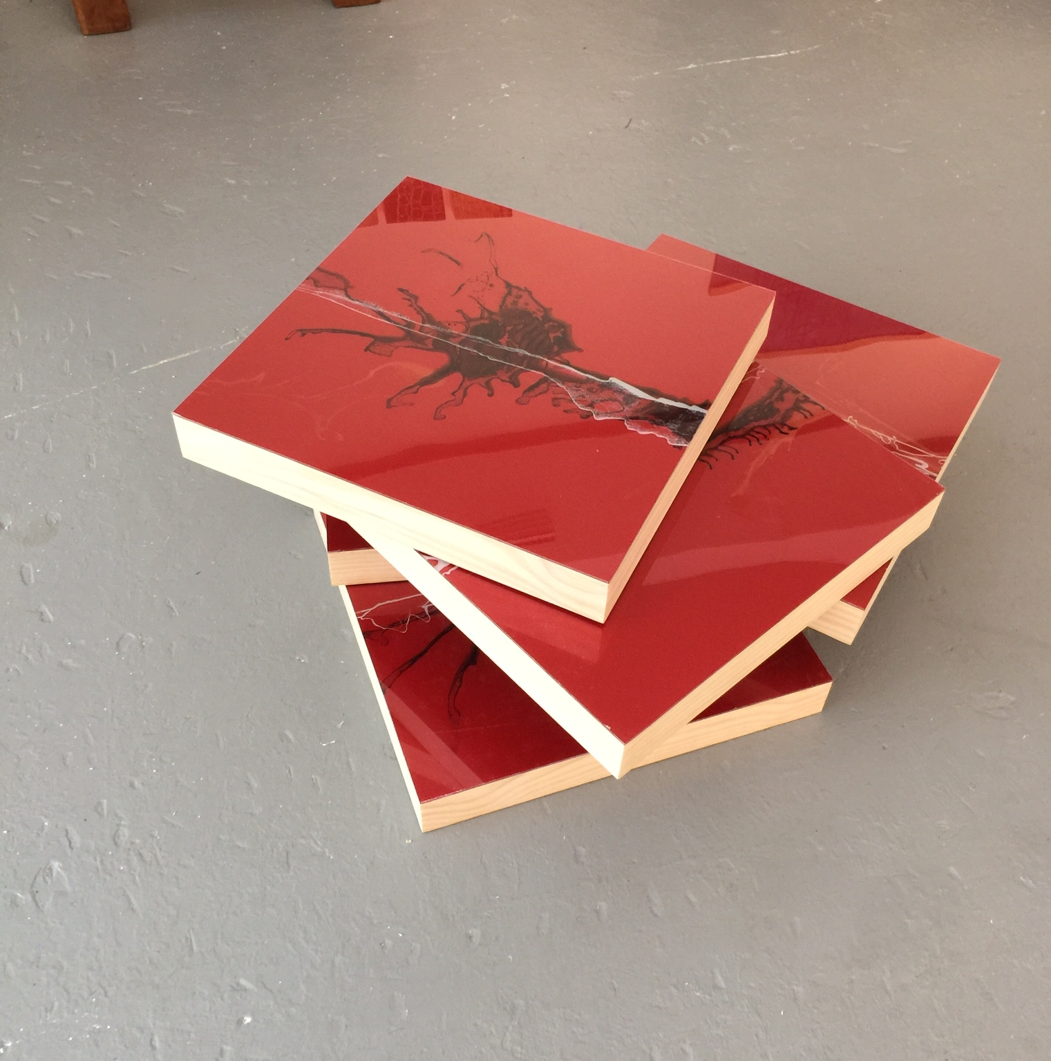 Coffee Table 24 x 24 x18h inches