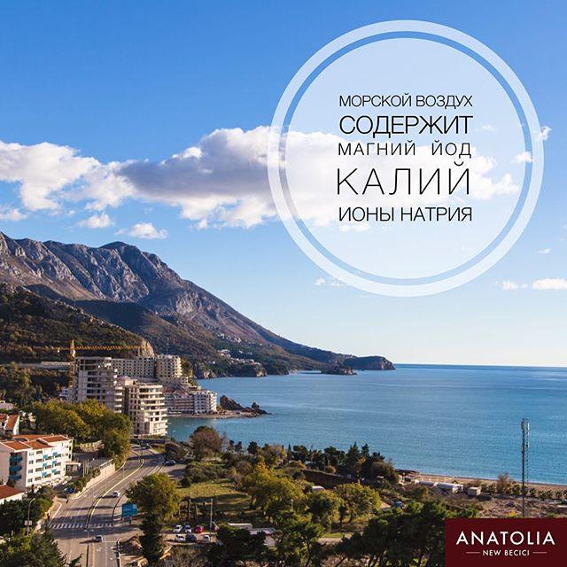 """Жить у моря – всегда считалось особой привилегией. ЖК «ANATOLIA New Becici» – это стильный, современный дом, возвышающийся на 30м над уровнем моря, в 400 метрах от пляжа. В п. #Бечичи одна из самых чистых бухт в Черногории. Из всех квартир, в любое время дня и ночи, открывается живописная панорама побережья Адриатического моря и гор. С одной стороны, ЖК """"ANATOLIA New Becici"""" расположен совсем недалеко от центра курортного посёлка#Будва, а с другой – имеет подкупающее ощущение обособленности от суеты и пляжного шума. 👩💻 Квартиры в ЖК """"ANATOLIA New Becici"""" от 65,800€ за 47 кв.м. (Квартира с одной спальней). Гибкая система рассрочек. Инвестиционная программа для желающих заработать на сдаче квартир или возможность приобрести этаж для организации мини-отеля. Комплекс оснащён подземным паркингом с прямым доступом в лифты. Высокоскоростным интернетом и уличным бассейном! В комплексе имеется все необходимое для комфортного проживания! ________________ Тел. отдела продаж ЖК """"ANATOLIA New Becici"""": +382 67 000 217 (Viber, WhatsApp, Telegram), пишите нам на info@anatolia.me Оставляйте заявку на сайте www.anatolia.meи мы Вам перезвоним!  Мы в соцсетях: Инста @anatolia.me Facebook@anatolia.me  #домуморя#anatolianewbecici #newbecici #anatoliamontenegro #buyrealestate #внж #гражданство #anatoliabecici #наморе #переезднаморе #mpires #квартиранаморе #недвижимостьдляотдыха #недвижимостьзарубежная #недвижимостьвчерногории"""