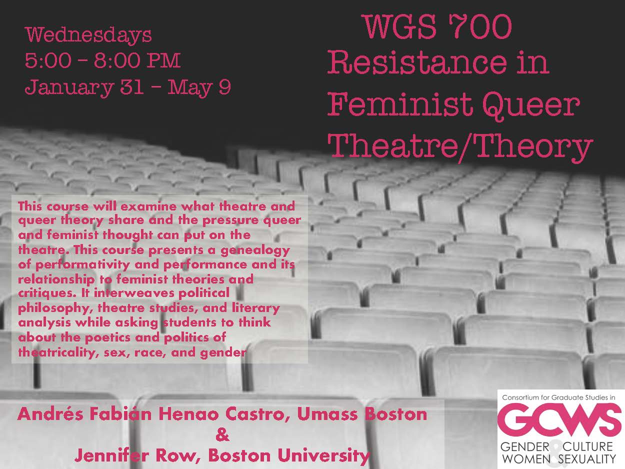 Resistance in Feminist Queer Theature and Theory Flyer.jpg