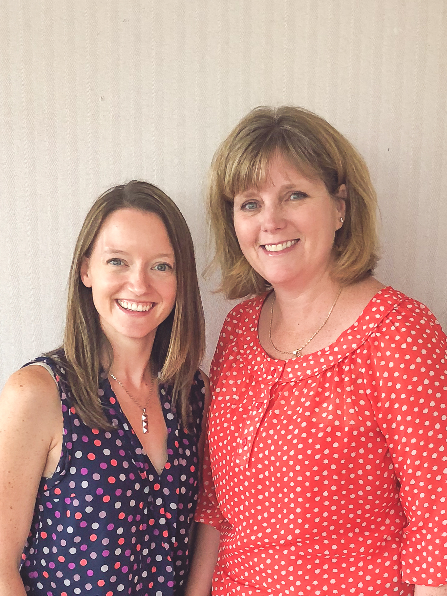 - Jackie and Megan have experience with both breastfeeding and bottle feeding issues. Both have also worked since having children, so understand the need of balancing work and home life.