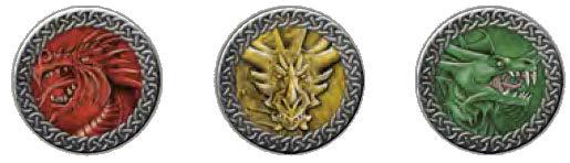 Varthrax Dragon Scale - Cadorus Dragon Scale - Grilipus Dragon Scale