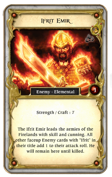 Noble Ifrit