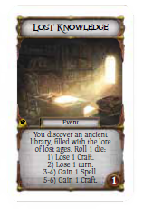 Remnant Card
