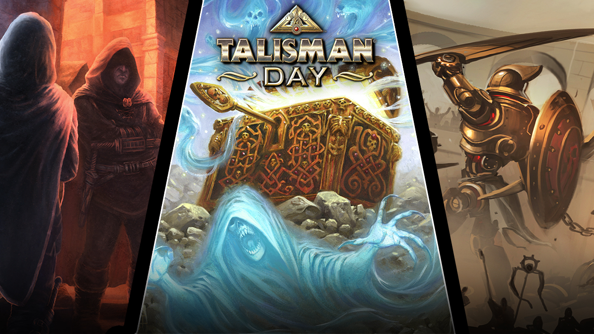 Talisman Day 29th Aug
