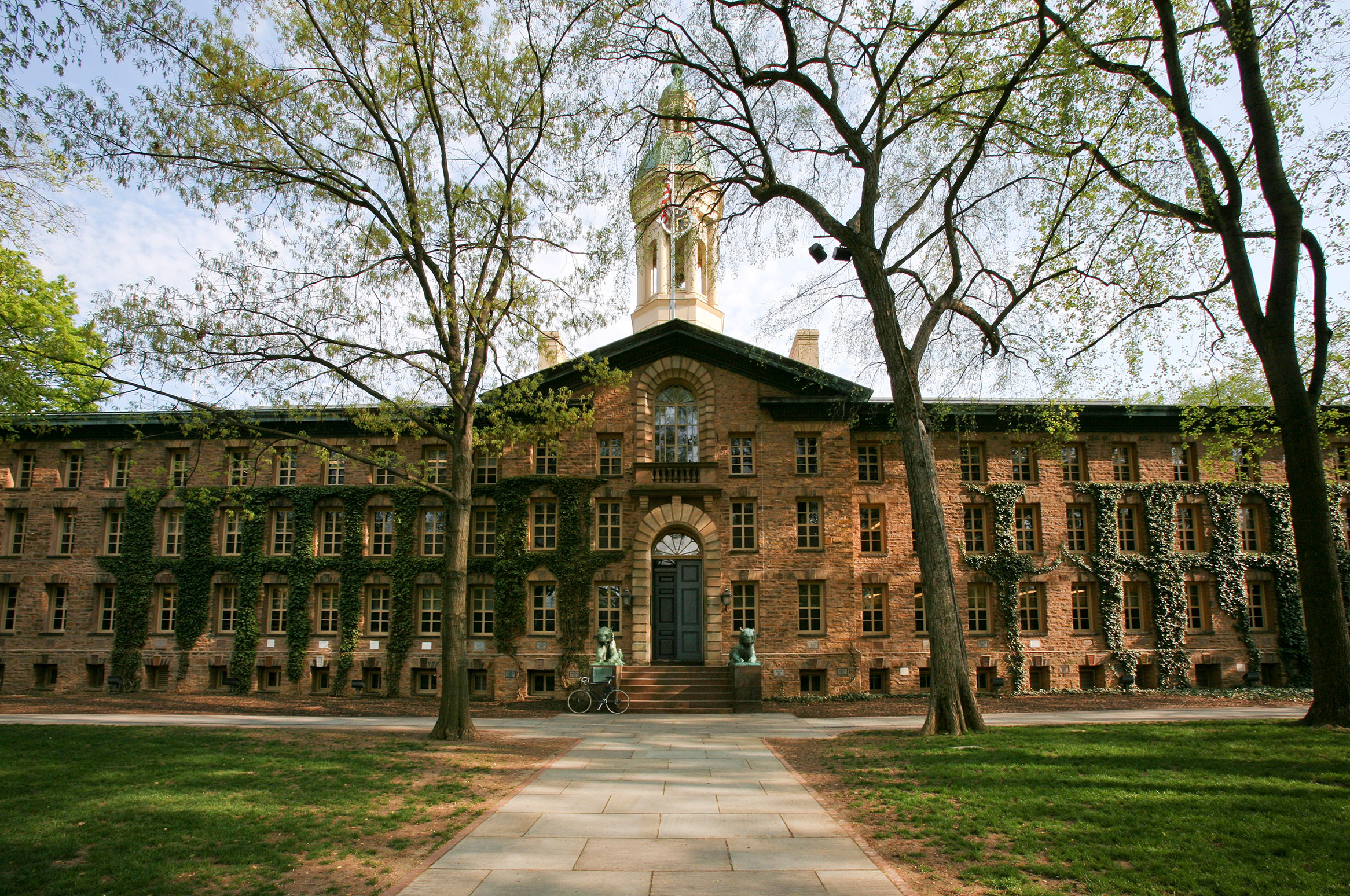 Nassau Hall, Princeton University