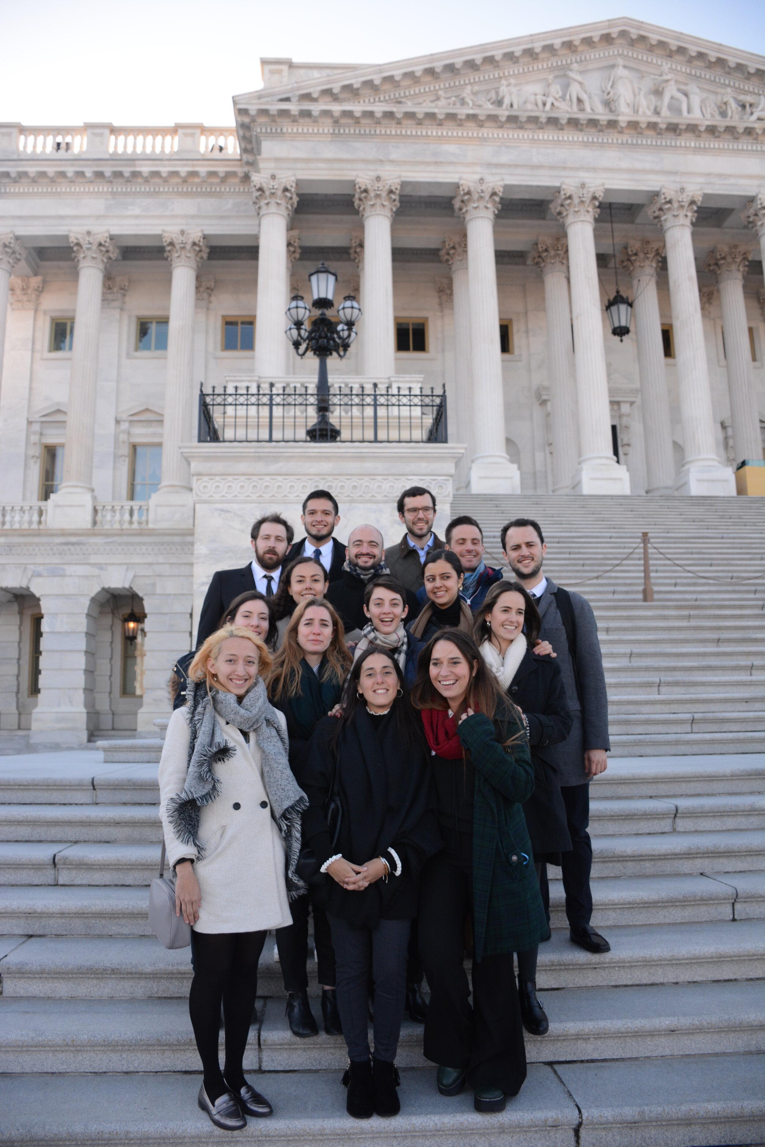 In Altum Participants, Spring 2019