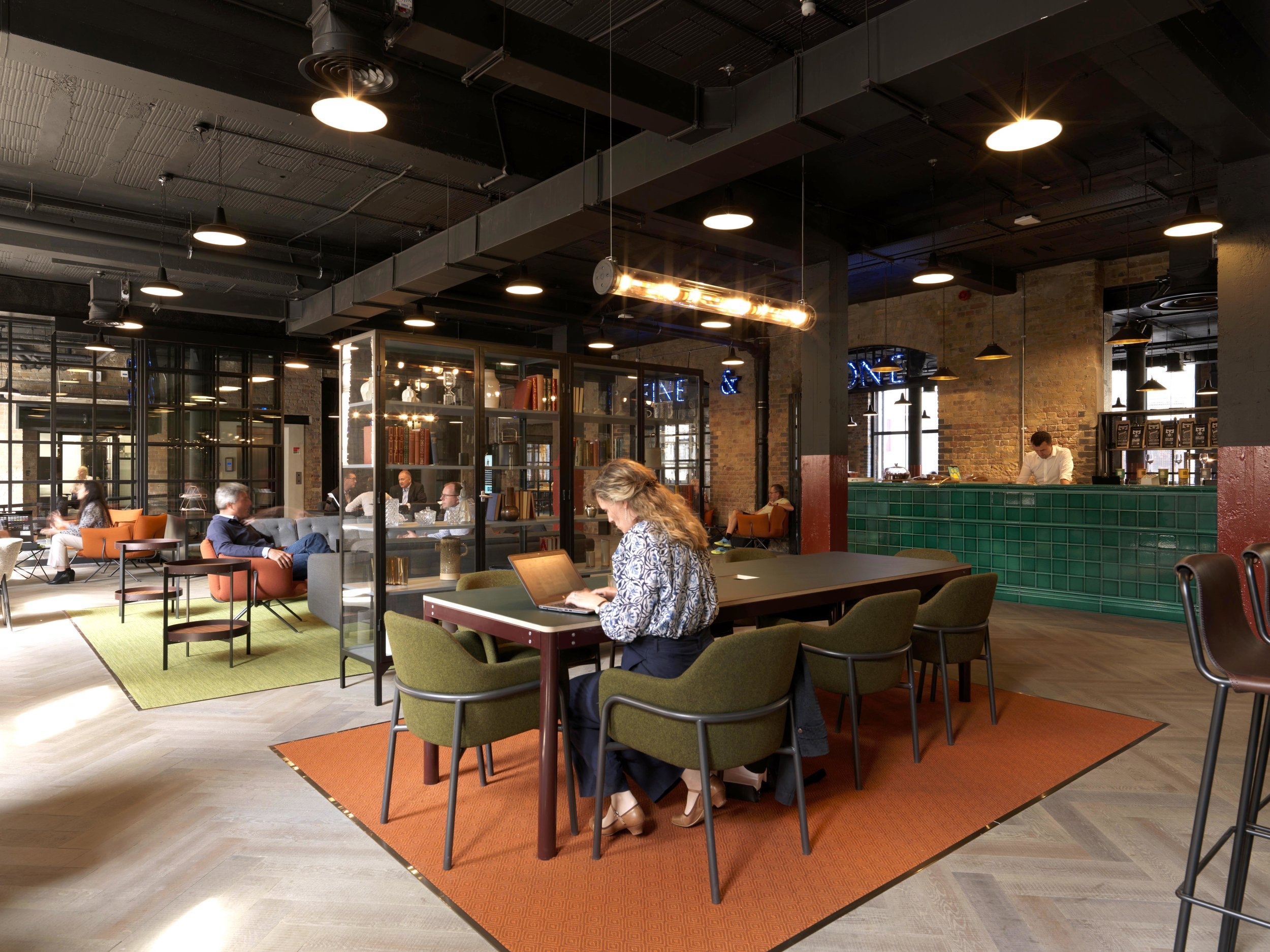 CHINA WORKS   CO-WORKING