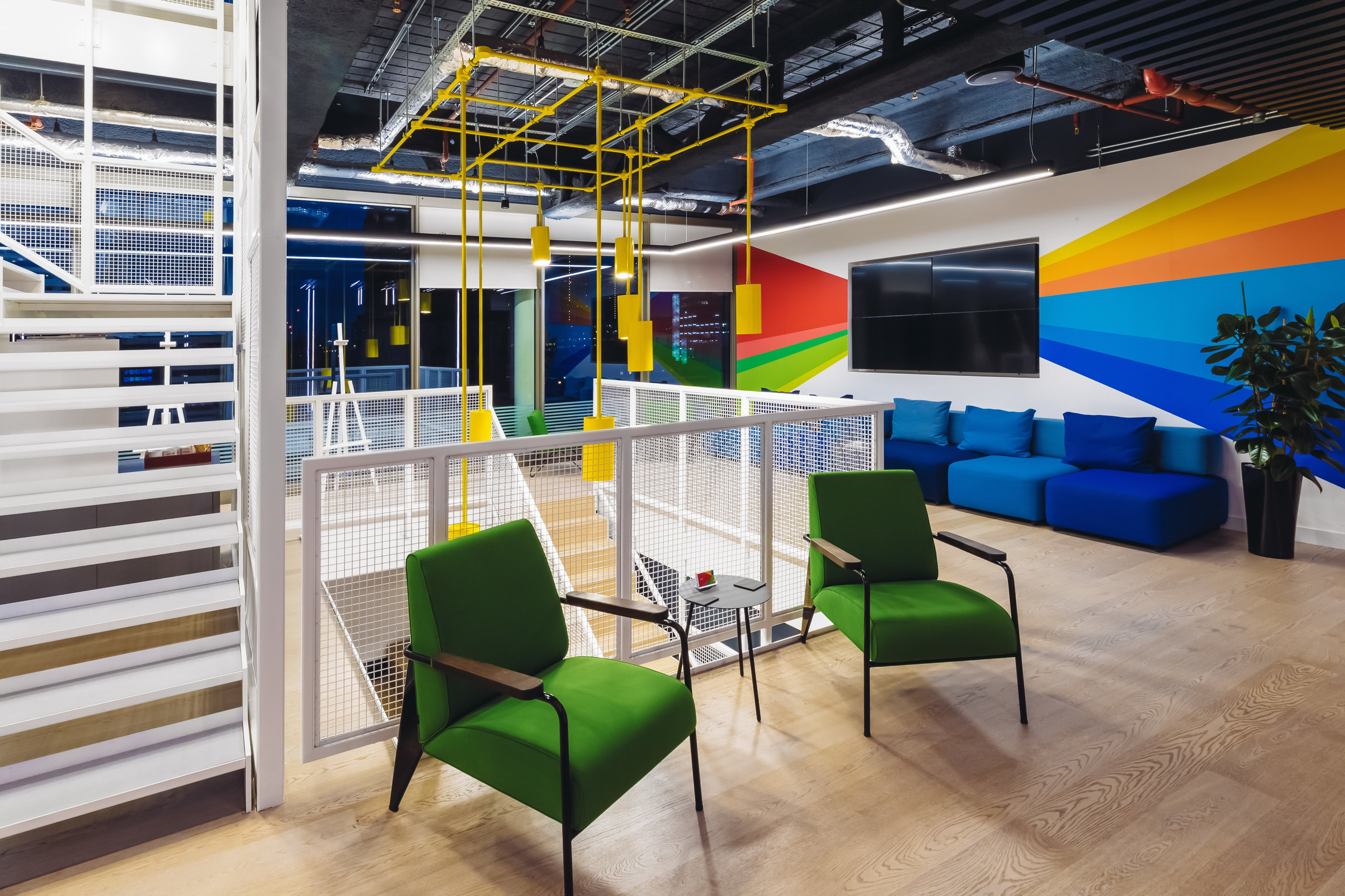 JUST EAT   OFFICE FIT-OUT