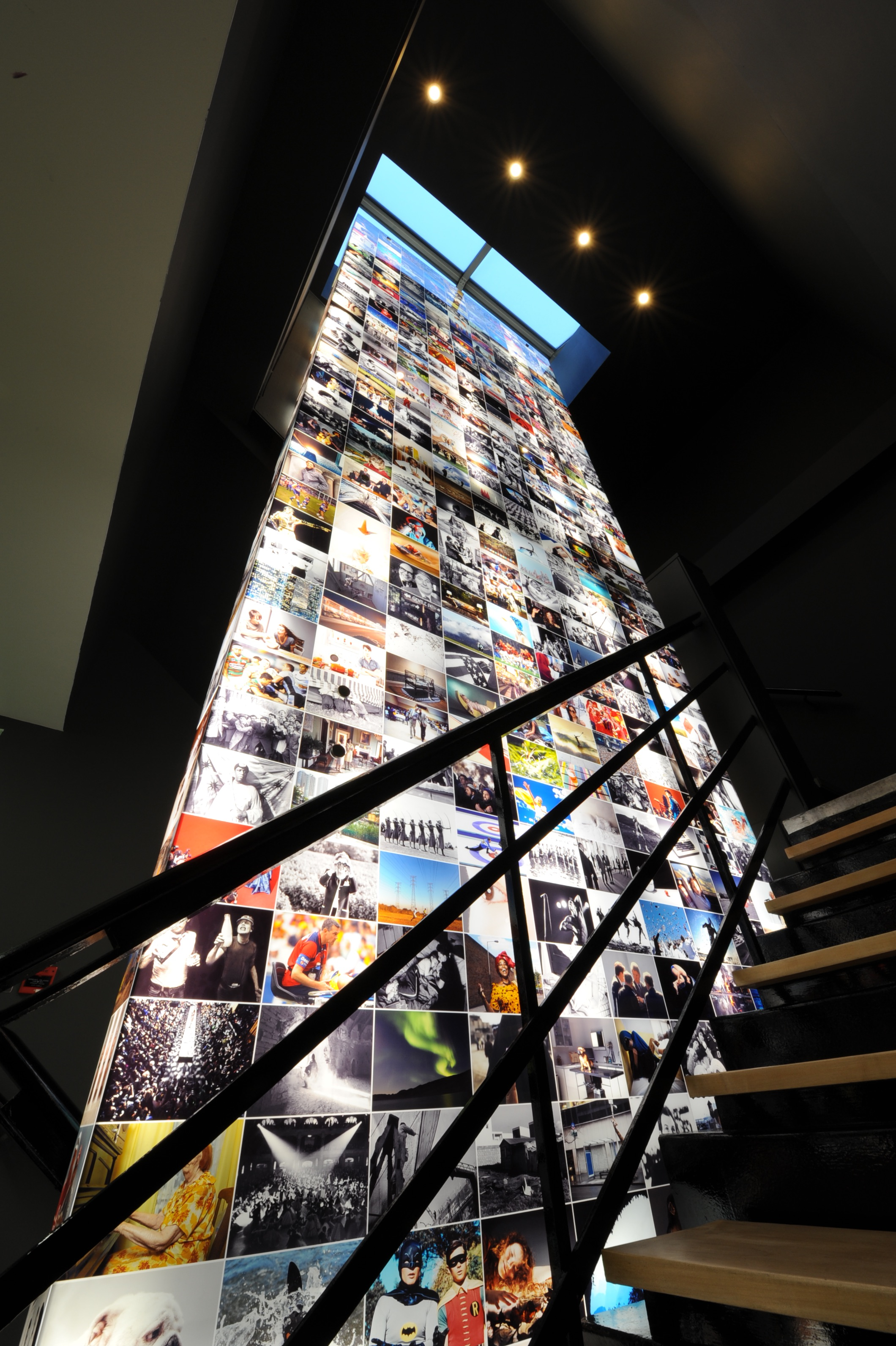 GETTY LONDON   OFFICE FIT-OUT