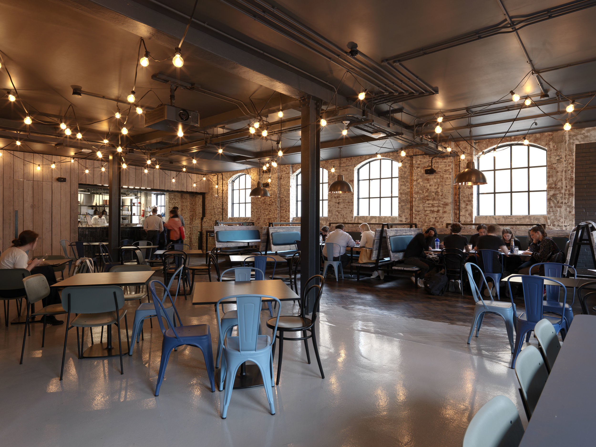 THE CHOCOLATE FACTORY   CO-WORKING