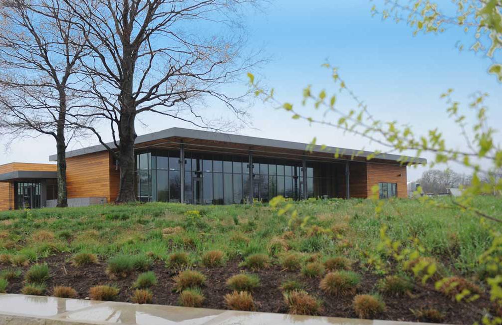 The Esther Barazzone Center, dedicated April 28, 2016