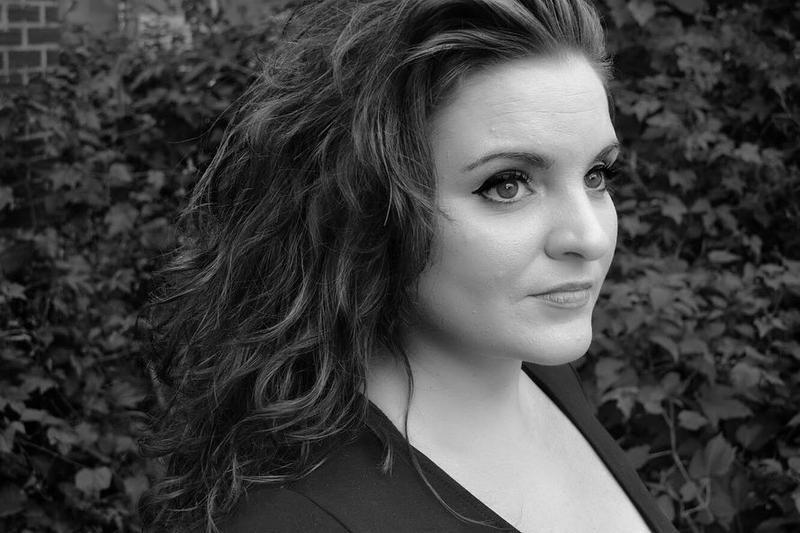Brittany Hailer, MFACW '15 (Photo by Kinsley Stocum)