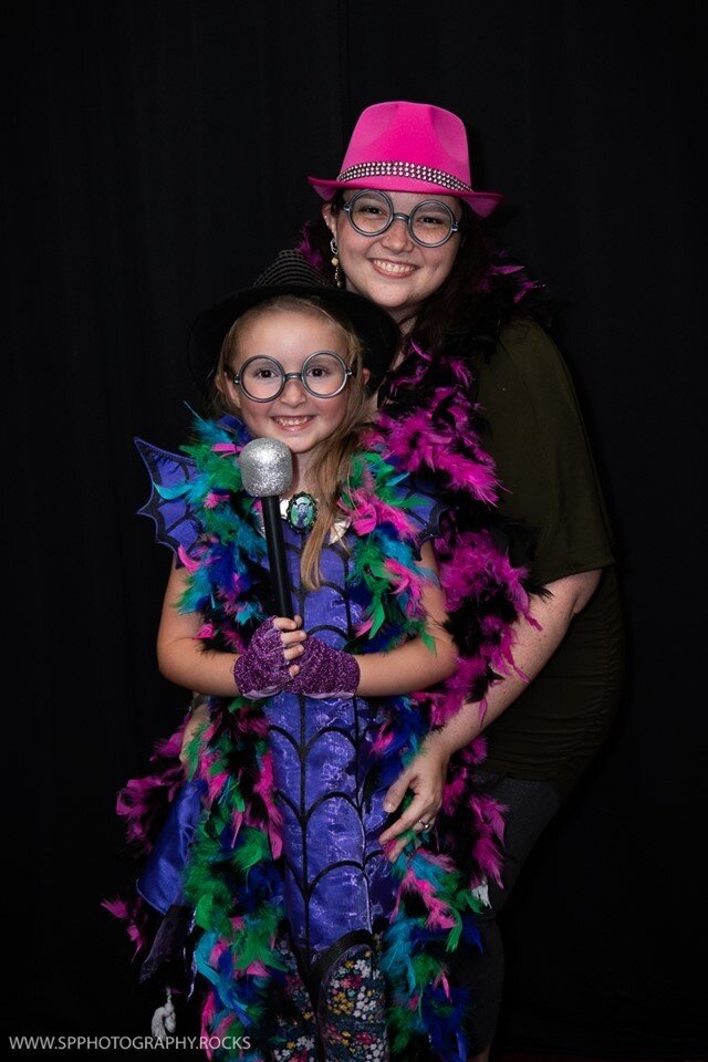 Rebecca and her daughter. Photo c/o SP Photography