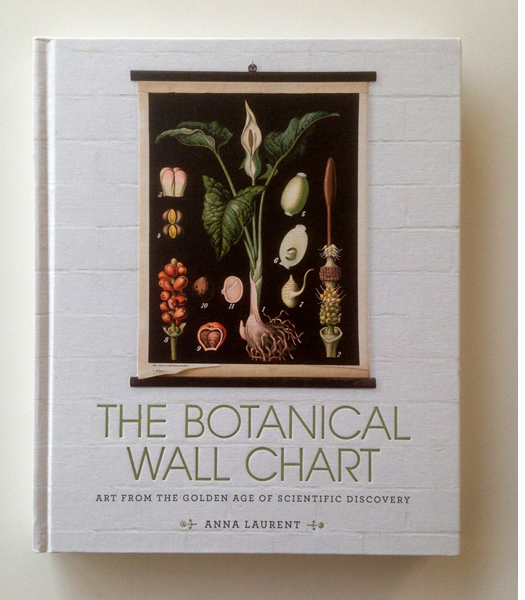 The Botanical Wall Chart (University of Chicago Press, 2016)