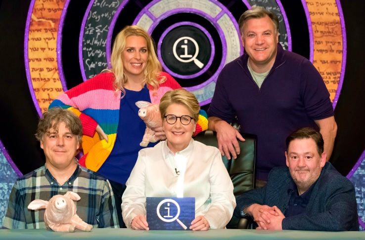QI - BBC TWO, OCT 2018