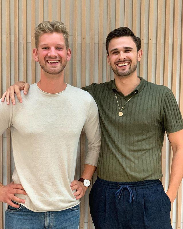 Tag godt imod vores nyeste bestyrelsesmedlemmer - Christoffer og Sebastian! 🎉 De er sprængfyldt med gode idéer, og kan ikke vente med at møde jer til semesterets første event, som offentliggøres snart. Så følg med 👀 #dmsaarhus #markedsføring #følgmed